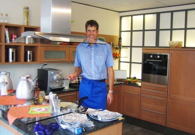 Küchenpara s Kleinmachnow · Aktionen · Kochevents