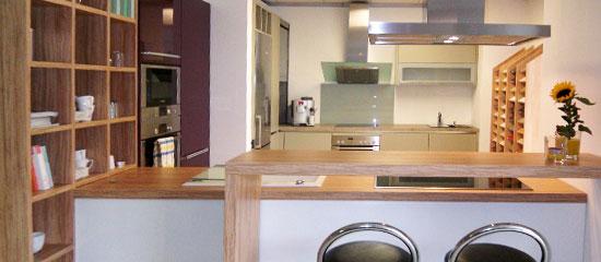 Küchenstudio Kleinmachnow küchenparadies kleinmachnow ausstellung referenzen häcker